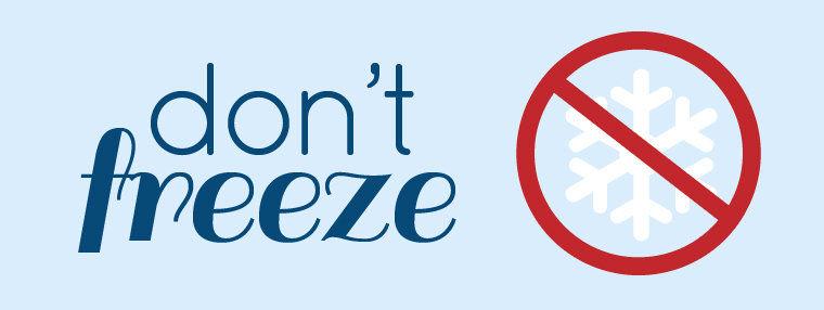 Please don't freeze