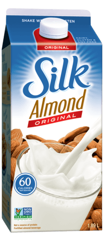 original almond beverage silk