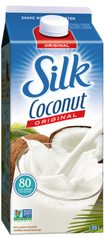 Silk Original Coconut Beverage