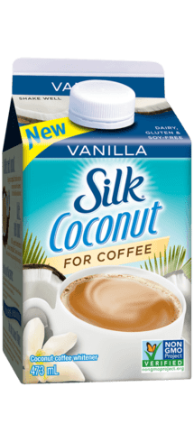 Vanilla Coconut Coffee Whitener