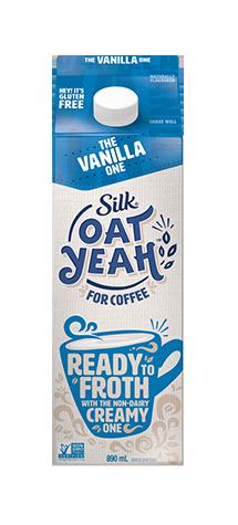 Silk Oat Yeah Vanilla