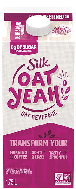 Oat Yeah The Unsweetened One
