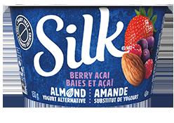 Berry Acai Almond Yogurt Alternative