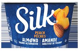 Peach Almond Yogurt Alternative