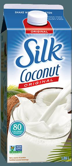 Silk Original Coconut Beverage