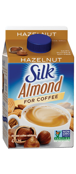 Hazelnut Almond Coffee Whitener