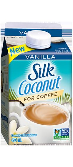 Vanilla Coconut Coffee Whitener