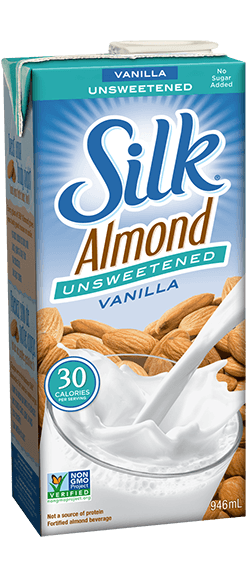 Unsweetened Vanilla Almondmilk - Shelf Stable