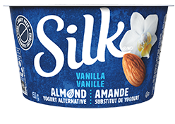 Vanilla Almond Yogurt Alternative