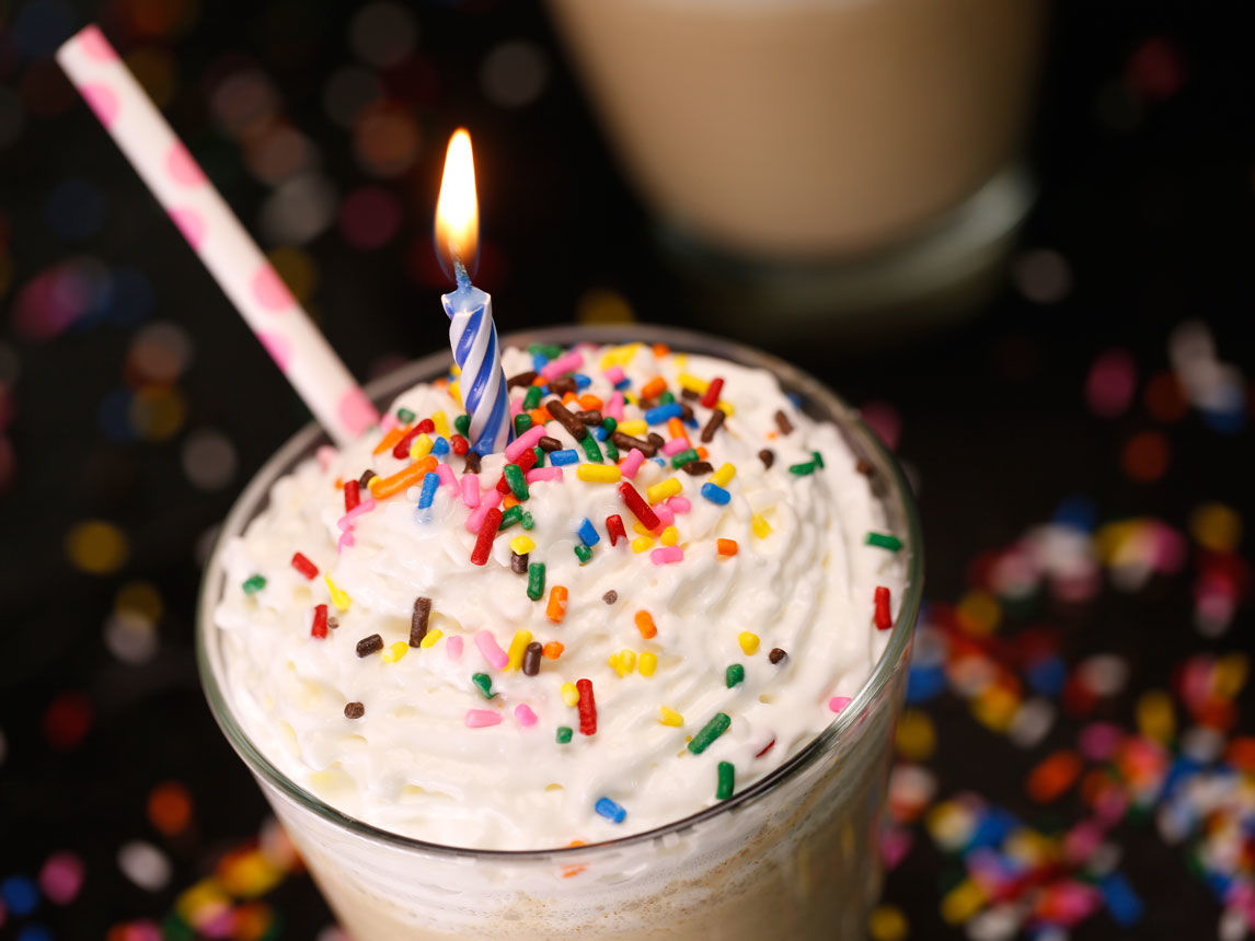 Birthday Cake Smoothie