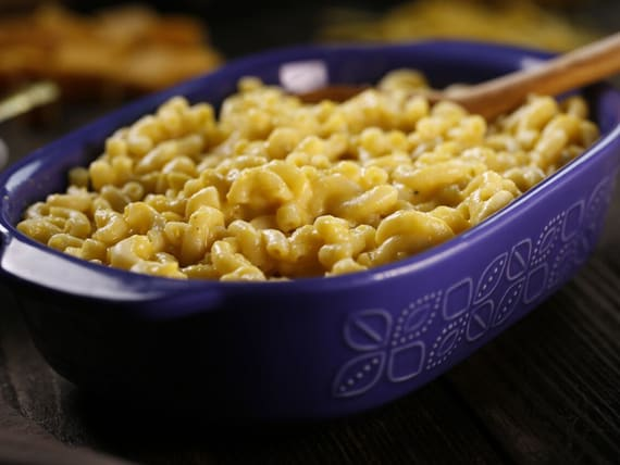 Silk Butternut Squash Mac & Cheese