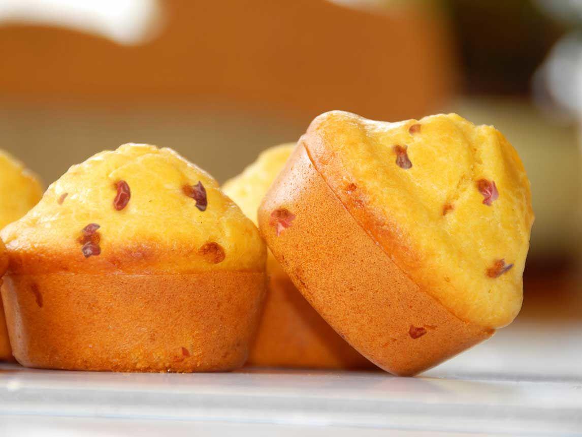 Spicy Corn Muffins