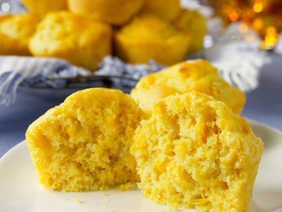 Boulder Corn Muffins