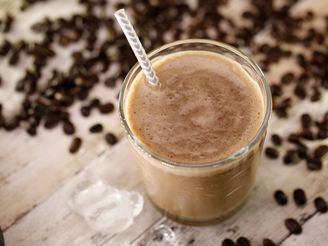 Java Cream Smoothie
