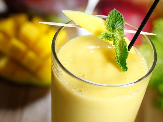Mango Lassi Smoothie | Silk