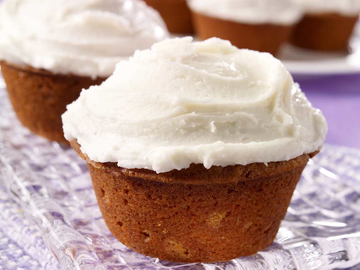 Pumpkin Spice Cupcakes Recipe Endearing Of Pumpkin Spice Cupcake Recipes Photos