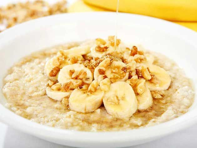 Almond Crunch Oatmeal