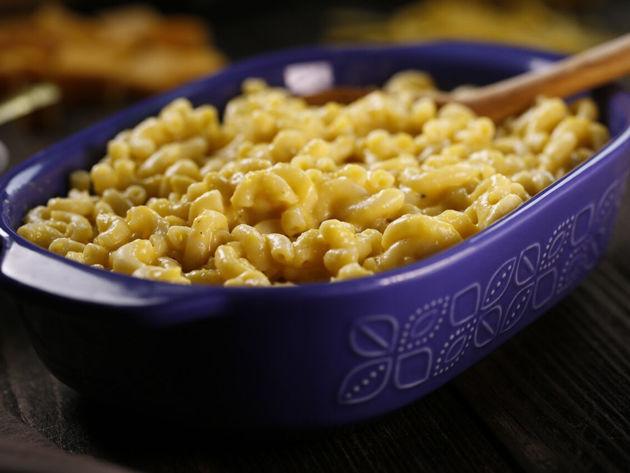 Silk Butternut Squash Mac & Cheese
