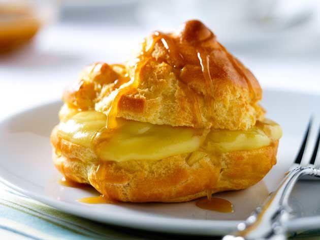 Express Pastry Creams