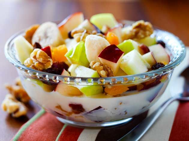 Refreshing Fruit Cereal