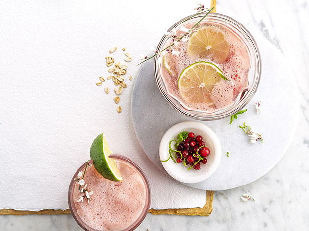 Mocktail Oat punch