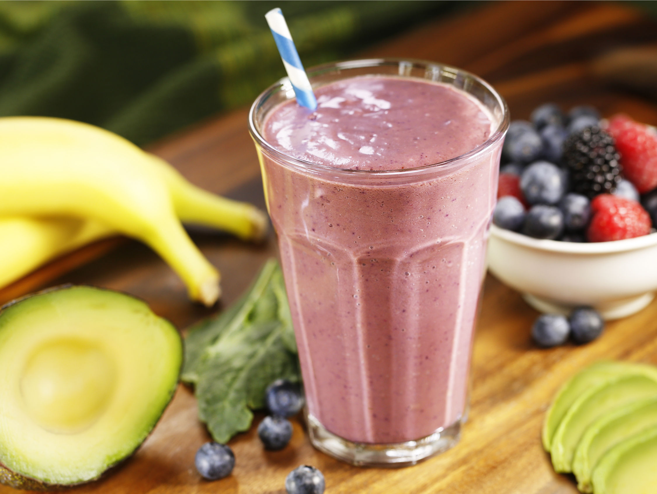 Nutritionista Recovery Smoothie