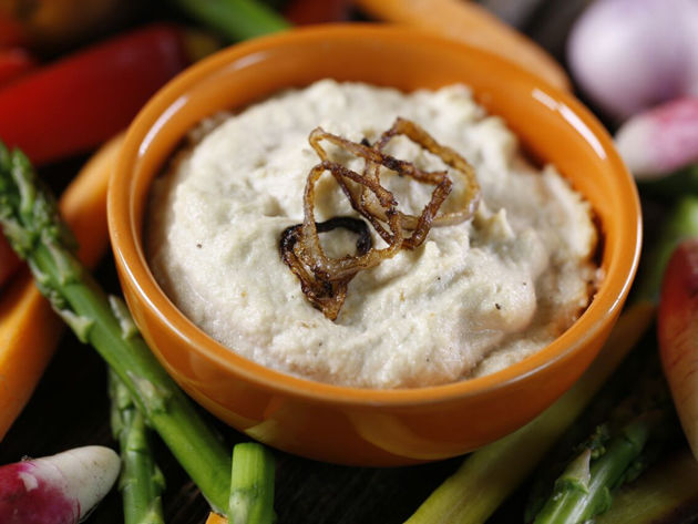 Silk Caramelized Shallot Dip